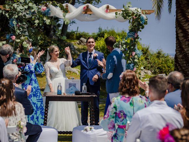 La boda de Adrián y Alba en Isla, Cantabria 41