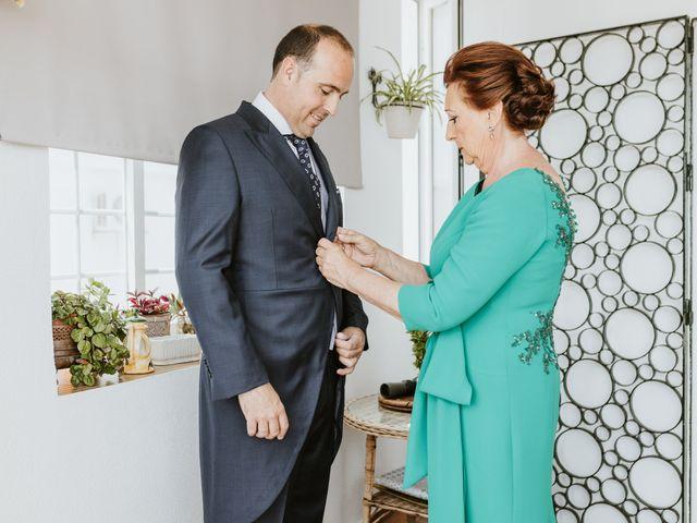 La boda de Olimpia y Iván en La Rabida, Huelva 10