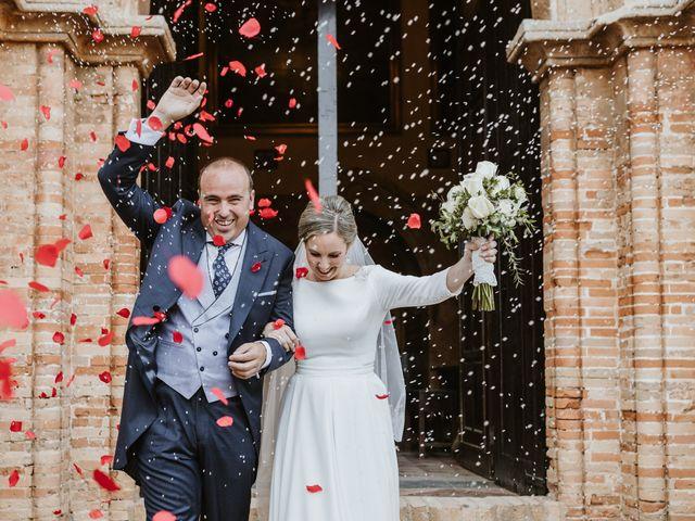 La boda de Olimpia y Iván en La Rabida, Huelva 47