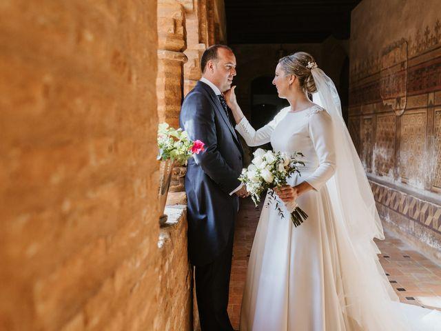 La boda de Olimpia y Iván en La Rabida, Huelva 49