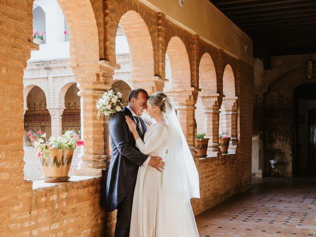 La boda de Olimpia y Iván en La Rabida, Huelva 50