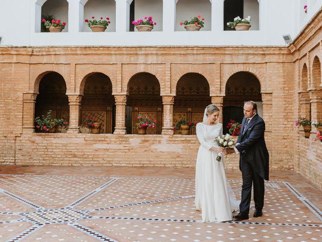 La boda de Olimpia y Iván en La Rabida, Huelva 52