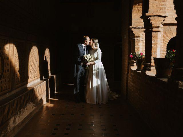 La boda de Olimpia y Iván en La Rabida, Huelva 53