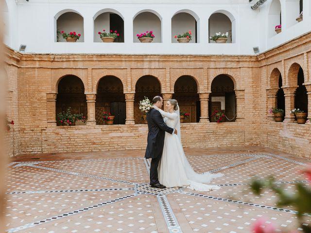 La boda de Olimpia y Iván en La Rabida, Huelva 54