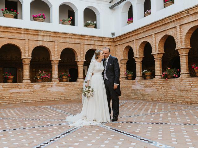 La boda de Olimpia y Iván en La Rabida, Huelva 55
