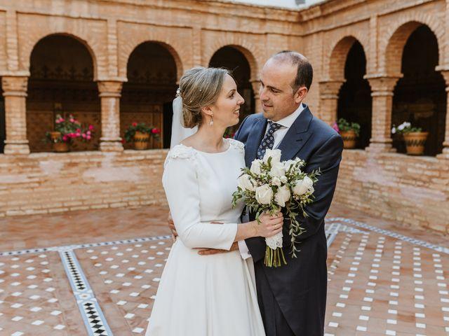 La boda de Olimpia y Iván en La Rabida, Huelva 56