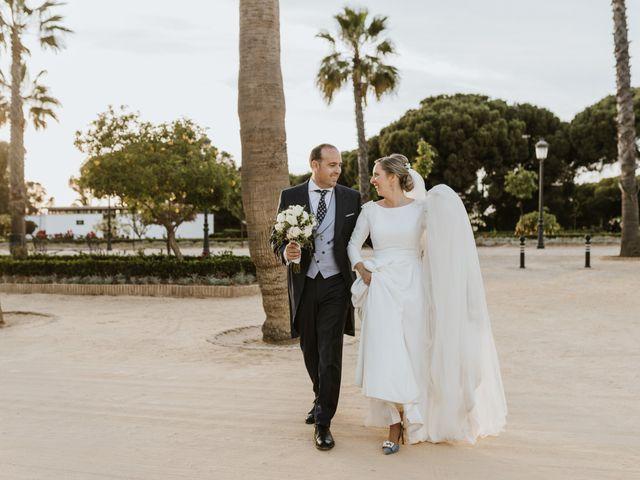 La boda de Olimpia y Iván en La Rabida, Huelva 68