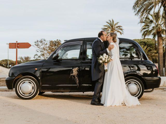 La boda de Olimpia y Iván en La Rabida, Huelva 69