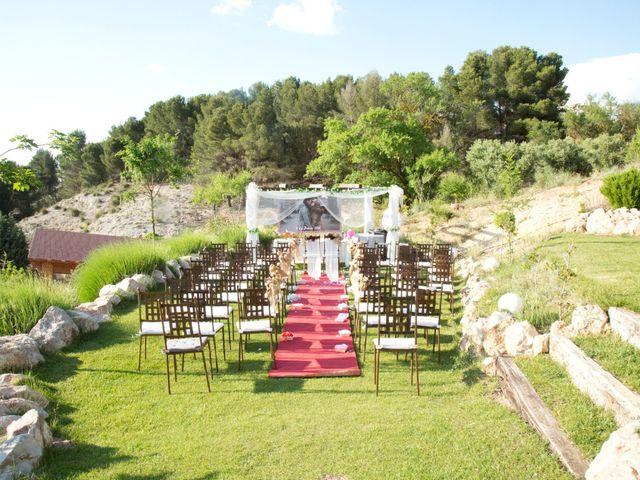 La boda de Dan y Sofía en Tarancon, Cuenca 2