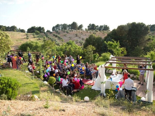 La boda de Dan y Sofía en Tarancon, Cuenca 3