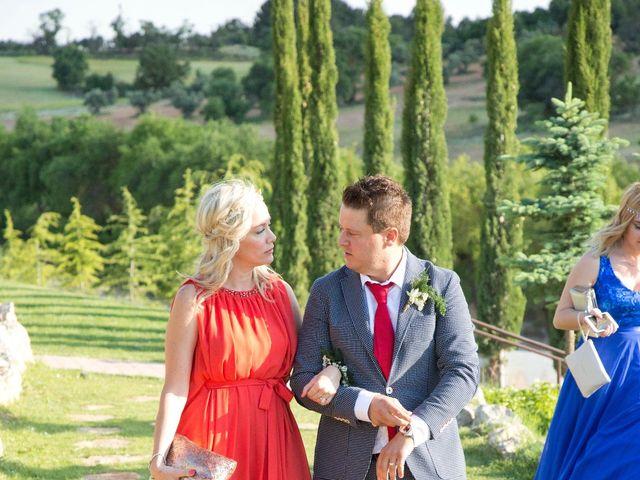 La boda de Dan y Sofía en Tarancon, Cuenca 7
