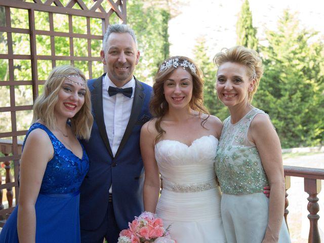 La boda de Dan y Sofía en Tarancon, Cuenca 12