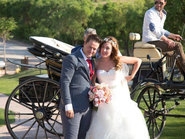 La boda de Dan y Sofía en Tarancon, Cuenca 18