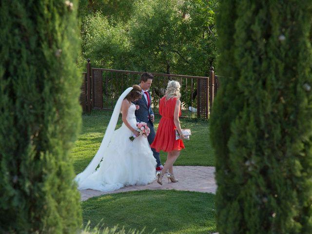 La boda de Dan y Sofía en Tarancon, Cuenca 19