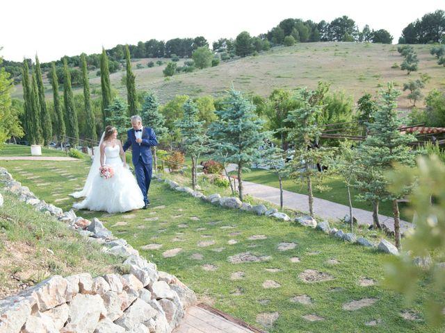 La boda de Dan y Sofía en Tarancon, Cuenca 20