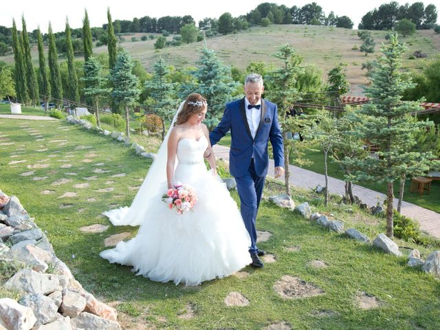 La boda de Dan y Sofía en Tarancon, Cuenca 21