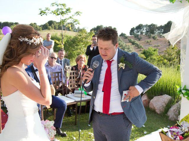 La boda de Dan y Sofía en Tarancon, Cuenca 25