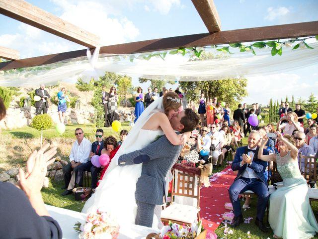 La boda de Dan y Sofía en Tarancon, Cuenca 27