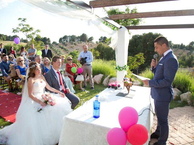 La boda de Dan y Sofía en Tarancon, Cuenca 28
