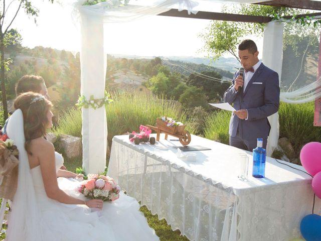 La boda de Dan y Sofía en Tarancon, Cuenca 29