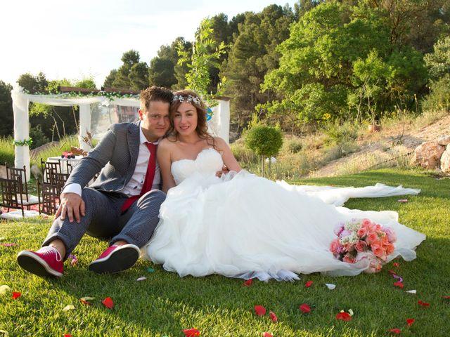 La boda de Dan y Sofía en Tarancon, Cuenca 36