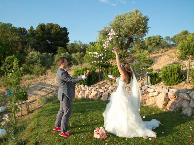 La boda de Dan y Sofía en Tarancon, Cuenca 38