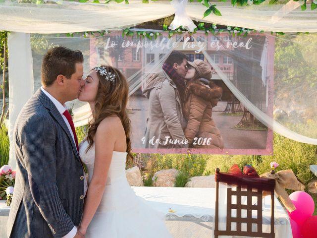 La boda de Dan y Sofía en Tarancon, Cuenca 40