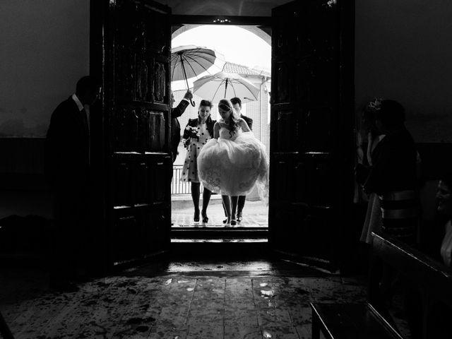 La boda de Ruben  y Cristina en Pozal De Gallinas, Valladolid 2