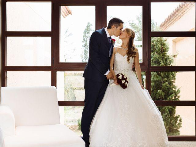 La boda de Ruben  y Cristina en Pozal De Gallinas, Valladolid 12