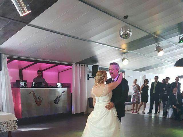 La boda de Xavi  y Inma en Montbrio Del Camp, Tarragona 5