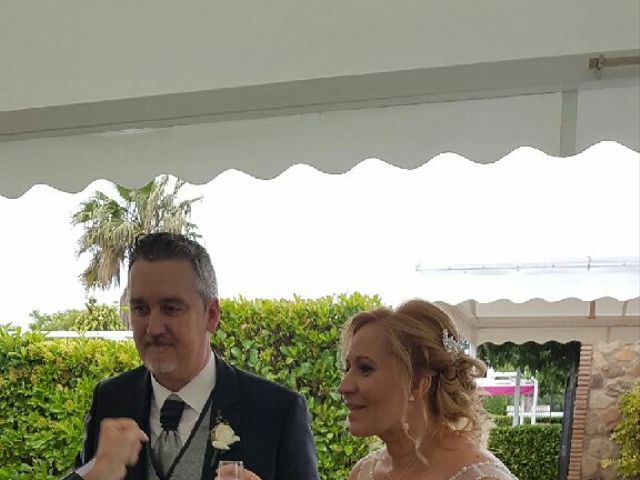 La boda de Xavi  y Inma en Montbrio Del Camp, Tarragona 6