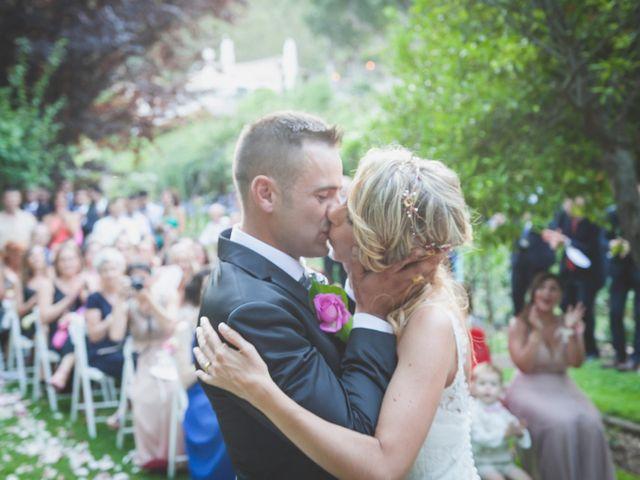 La boda de Rebeca y Jaime