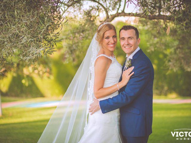 La boda de Paqui y Javi
