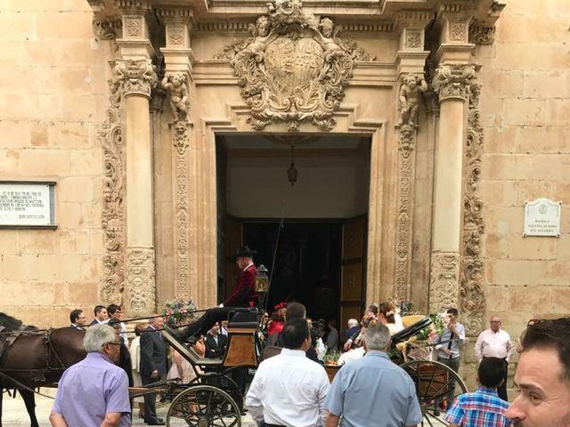 La boda de David  y Lydia  en Aspe, Alicante 4