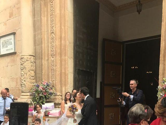 La boda de David  y Lydia  en Aspe, Alicante 1