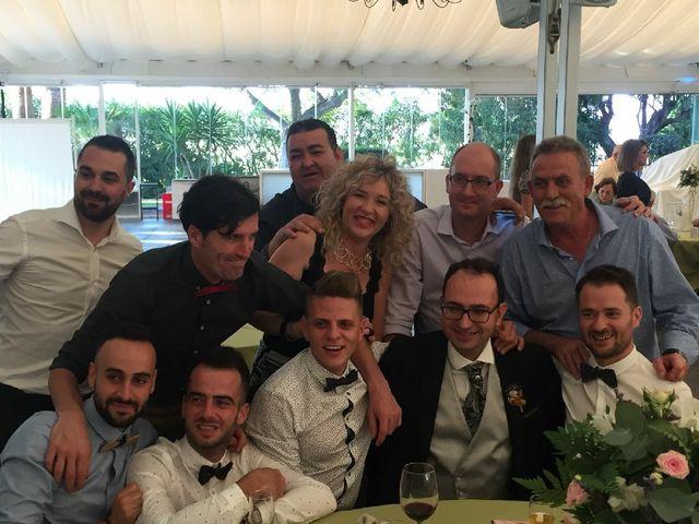 La boda de David  y Lydia  en Aspe, Alicante 6