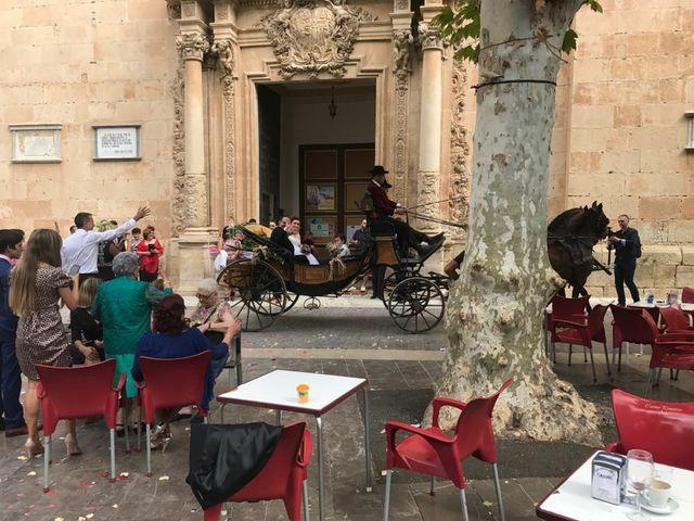 La boda de David  y Lydia  en Aspe, Alicante 8