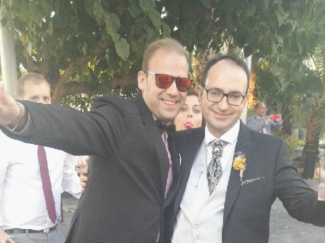 La boda de David  y Lydia  en Aspe, Alicante 9