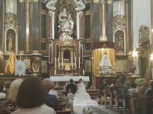 La boda de David  y Lydia  en Aspe, Alicante 11