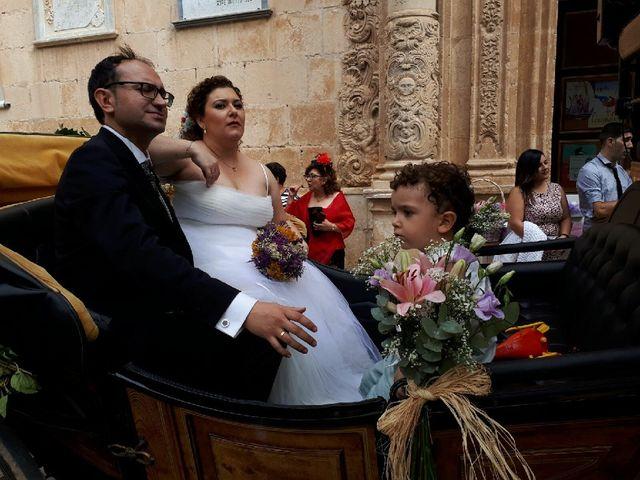 La boda de David  y Lydia  en Aspe, Alicante 15