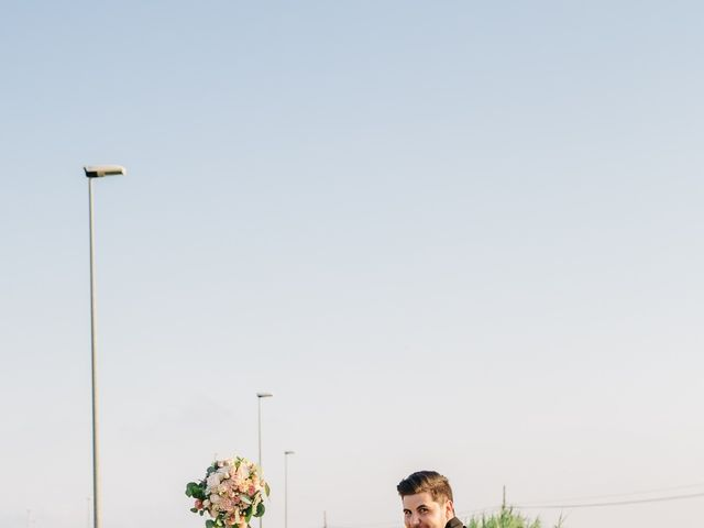 La boda de Jorge  y Anna Mascarós en Meliana, Valencia 3