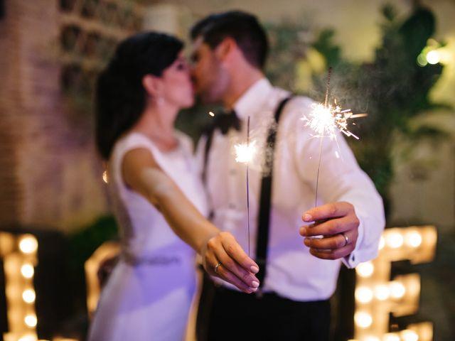 La boda de Jorge  y Anna Mascarós en Meliana, Valencia 6