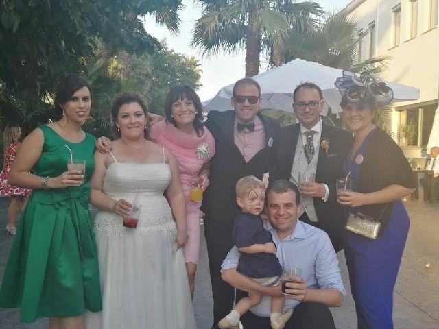 La boda de David  y Lydia  en Aspe, Alicante 16