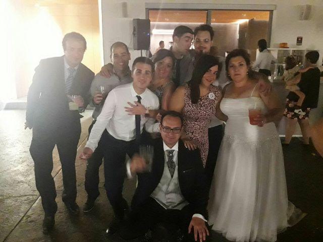 La boda de David  y Lydia  en Aspe, Alicante 17