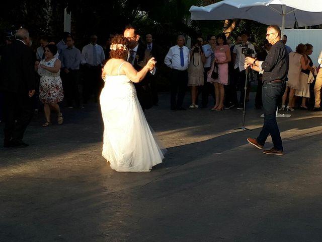 La boda de David  y Lydia  en Aspe, Alicante 18