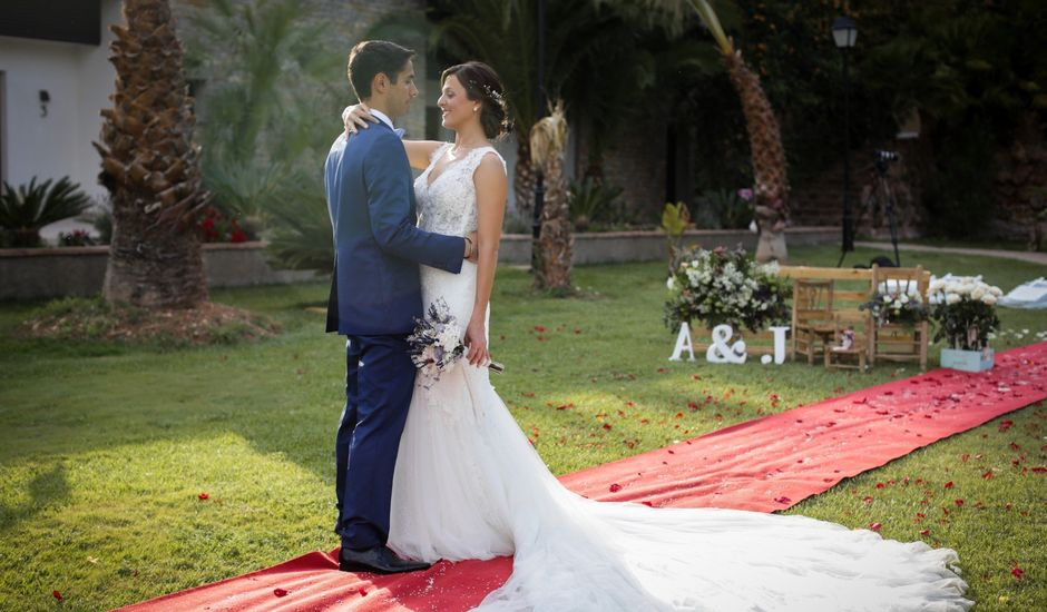 La boda de Jordi y Aida en Xerta, Tarragona