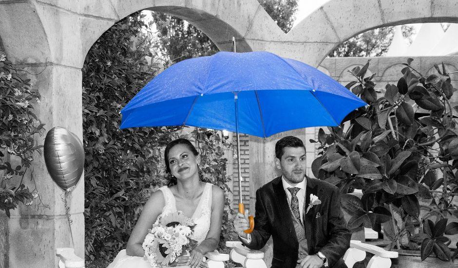 La boda de Ivan y Alejandra  en Pedrola, Zaragoza