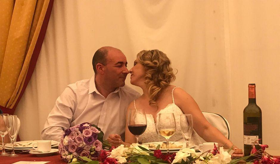 La boda de Manuel  y Ana Belén  en Arganda Del Rey, Madrid