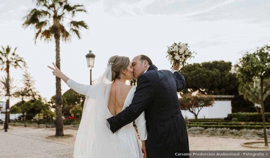 La boda de Olimpia y Iván en La Rabida, Huelva