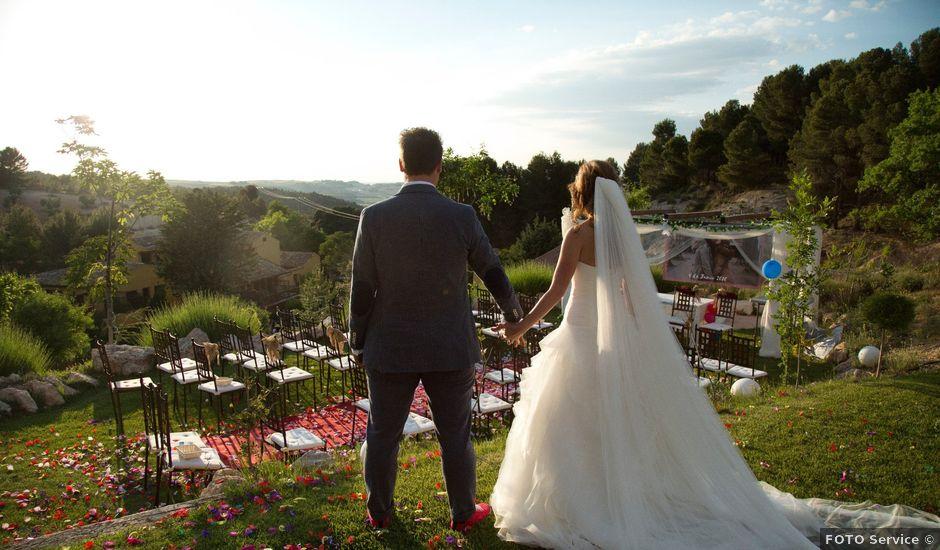La boda de Dan y Sofía en Tarancon, Cuenca